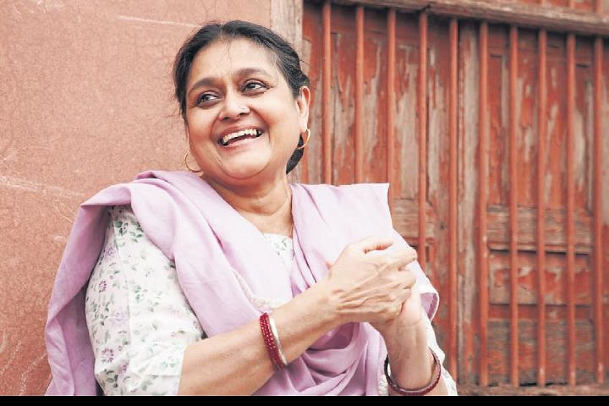 Supriya Pathak says she is not very ambitious about her career even today