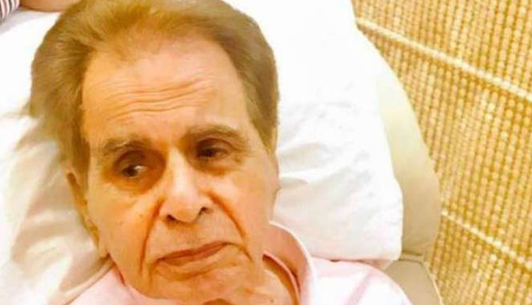 Legendary Actor Dilip Kumar passes away in Mumbai