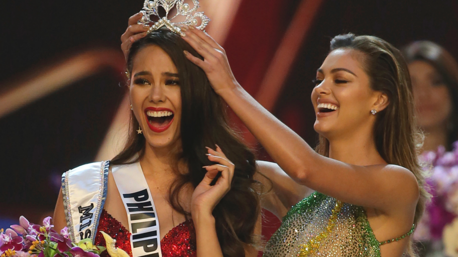 Phillippines contestant Catriona Gray named Miss Universe