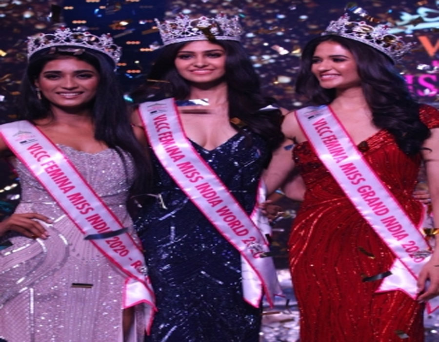 Manasa Varanasi wins Miss India World 2020 title