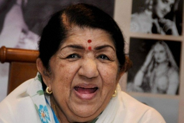 Lata Mangeshkar doing much better: Family