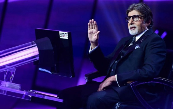 FIR Against Superstar Amitabh Bachchan, KBC Over A Quiz Question