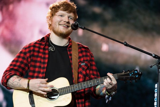 Sheeran keeps date with India at Mumbai concert