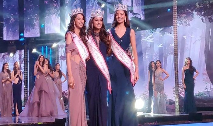 Anukreethy Vas crowned as Femina Miss India World 2018