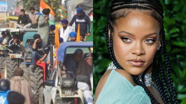 Rihanna supports India