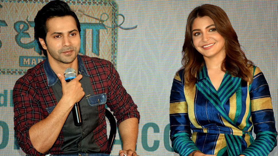 Varun and Anushka signed as ambassadors of Skills India Campaign