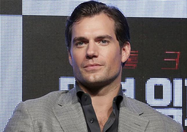 Would love to play James Bond: Henry Cavil
