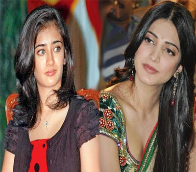 Sibling rivalry: Shruti, Akshara Haasan set for box office clash