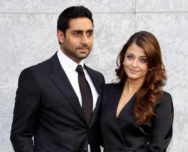 Are Abhishek and Aishwarya Rai Bachchan going to star in a movie together?