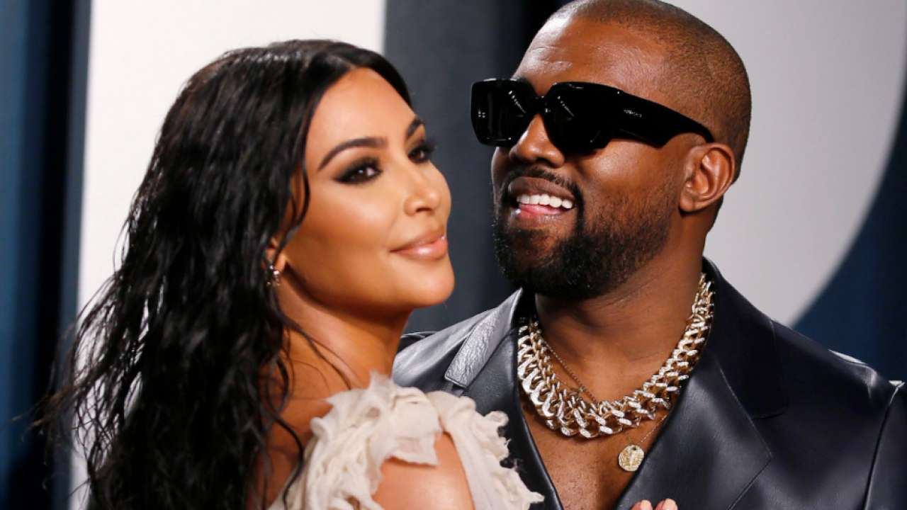 Kim Kardashian files for divorce from rapper Kanye West