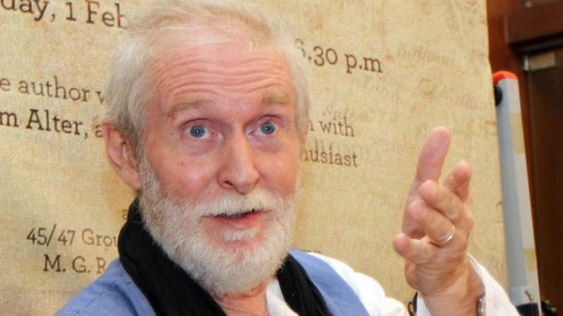 Veteran actor Tom Alter battling skin cancer, in the fourth stage
