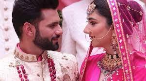 Rahul Vaidya-Disha Parmar wedding to take place today
