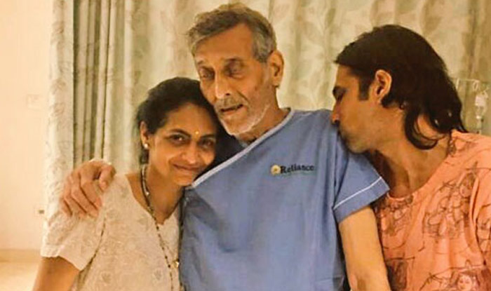 Vinod Khanna is stable and getting better, says hospital after pic of actor goes viral