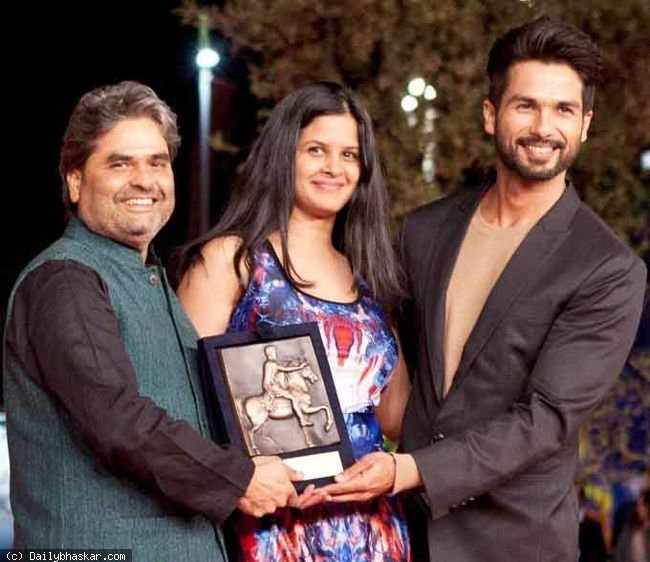 """Film """"Haider"""" wins People"""