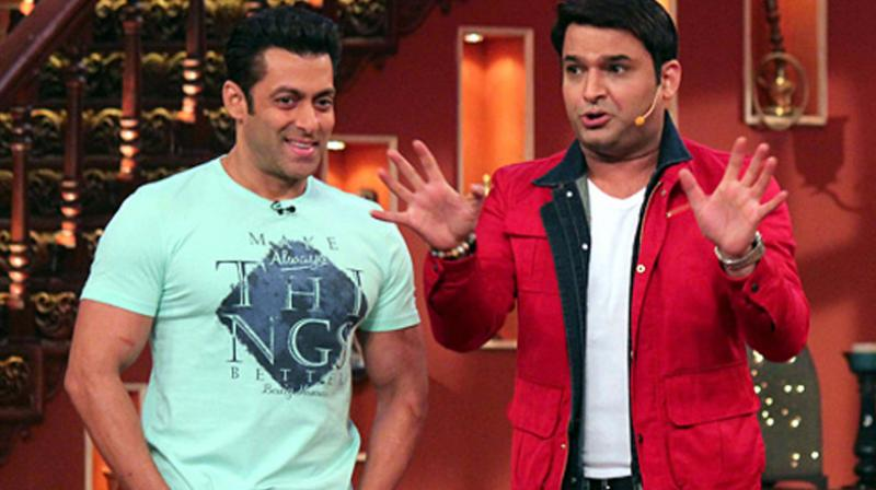 Salman pays  highest tax in Bollywood,Kapil surprises all