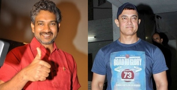Aamir Khan is very much interested in doing a film on Mahabharata: Rajamouli