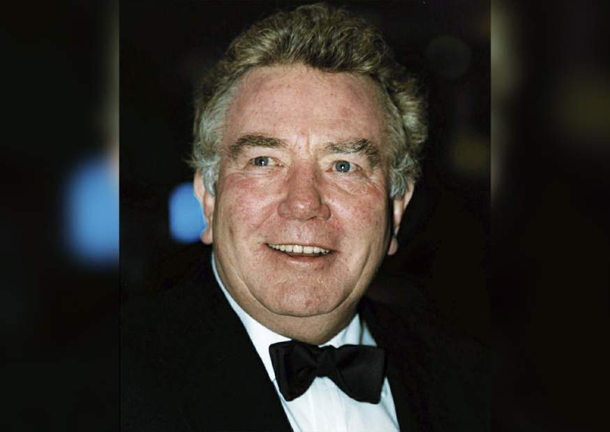 Oscar-nominated British actor Albert Finney dies at 82