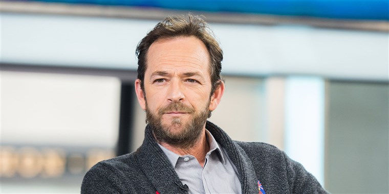 American actor Luke Perry died in California
