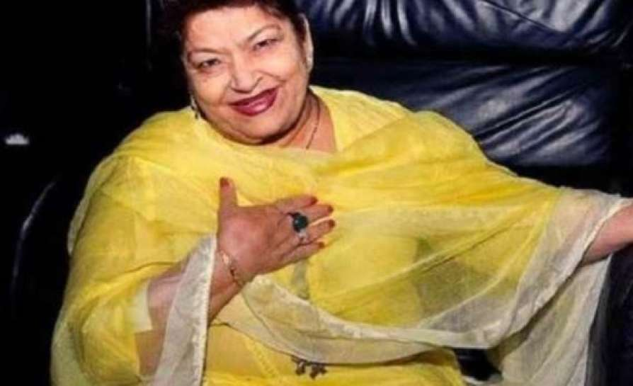 Renowned choreographer Saroj Khan passes away