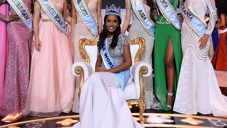 Toni-Ann Singh crowned Miss World 2019