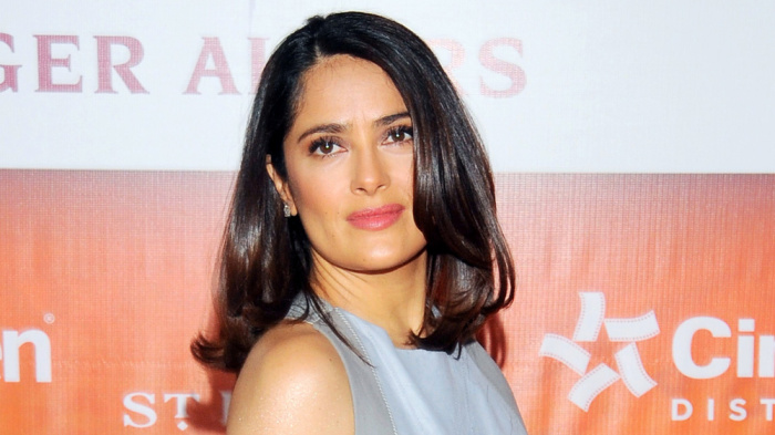 Salma Hayek accuses Harvey Weinstein of