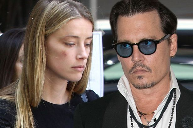 Johnny Depp alleges ex-wife Amber Heard had