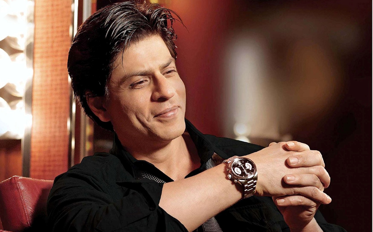 SRK to spend