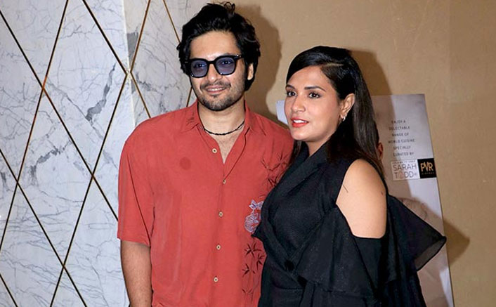 Richa Chadha and Ali Fazal to get married in April