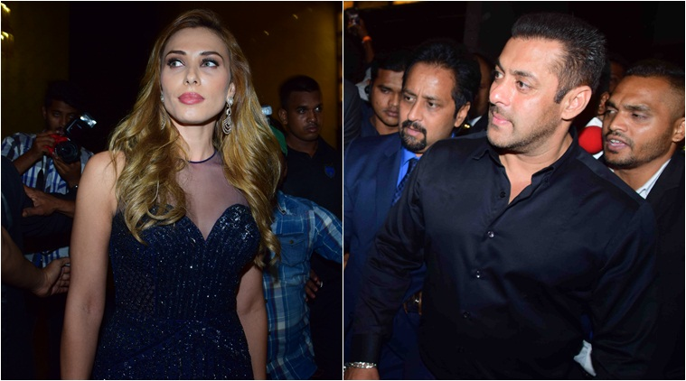 Salman & Iulia at the Same Event But Don't Share a Frame