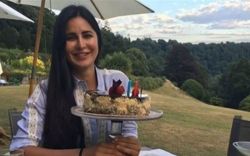 Katrina Kaif is celebrating her 35th birthday today