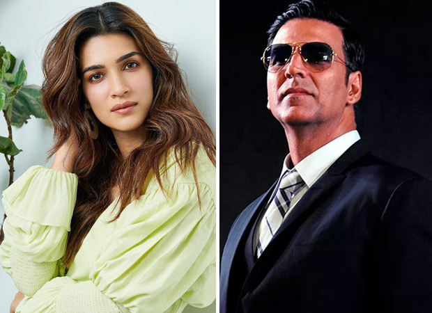 Kriti Sanon is set to star against Akshay Kumar in