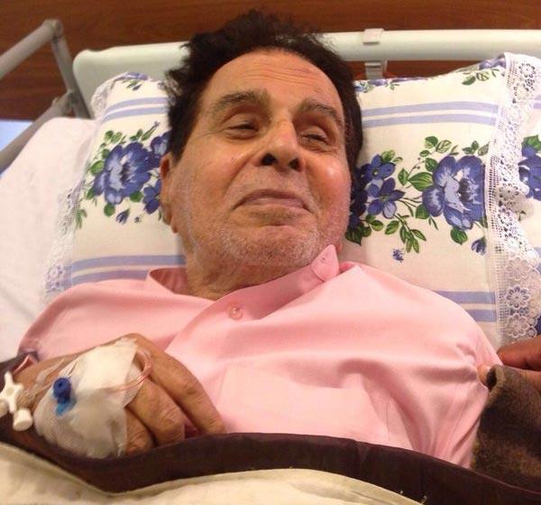 Dilip Kumar is doing well & improving: Lilavati Hospital