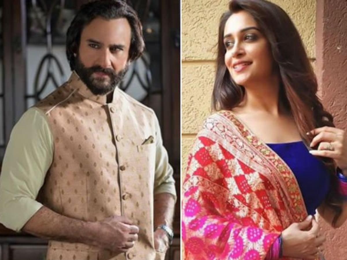 Saif Ali Khan to make TV debut with Dipika Kakar