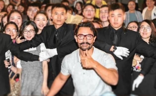 Aamir Khan promotes