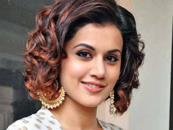 Audience prefers to see me in serious roles: Taapsee Pannu