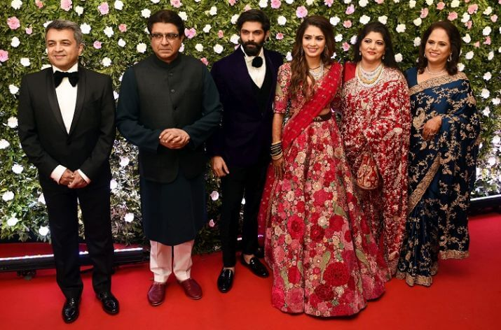 Amitabh Bachchan, Shah Rukh, Salman Khan among Bollywood Stars attend Raj Thackeray