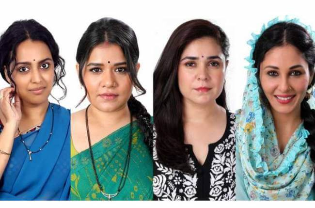 Swara Bhasker, Shikha Talsania, Meher Vij and Pooja Chopra to feature in Jahaan Chaar Yaar