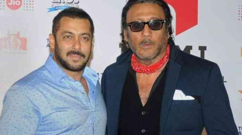 Jackie Shroff to play Salman Khan