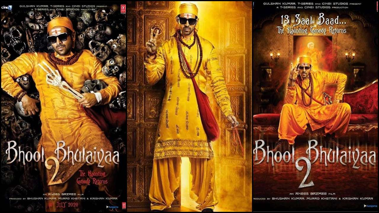 Bhool Bhulaiyaa 2 to hit screens on July 31, 2020
