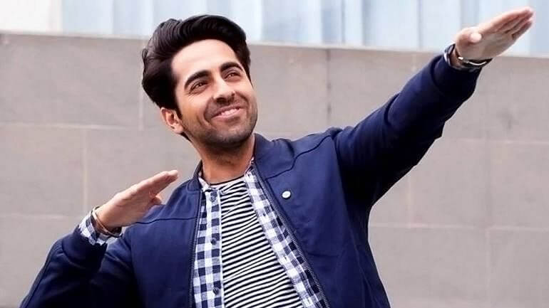 Ayushmann Khurrana, youngest Indian to make it on Time