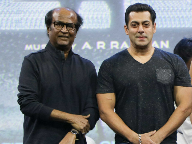 Salman Khan Is #1 Celeb On Forbes India List. But Where Is Rajinikanth?