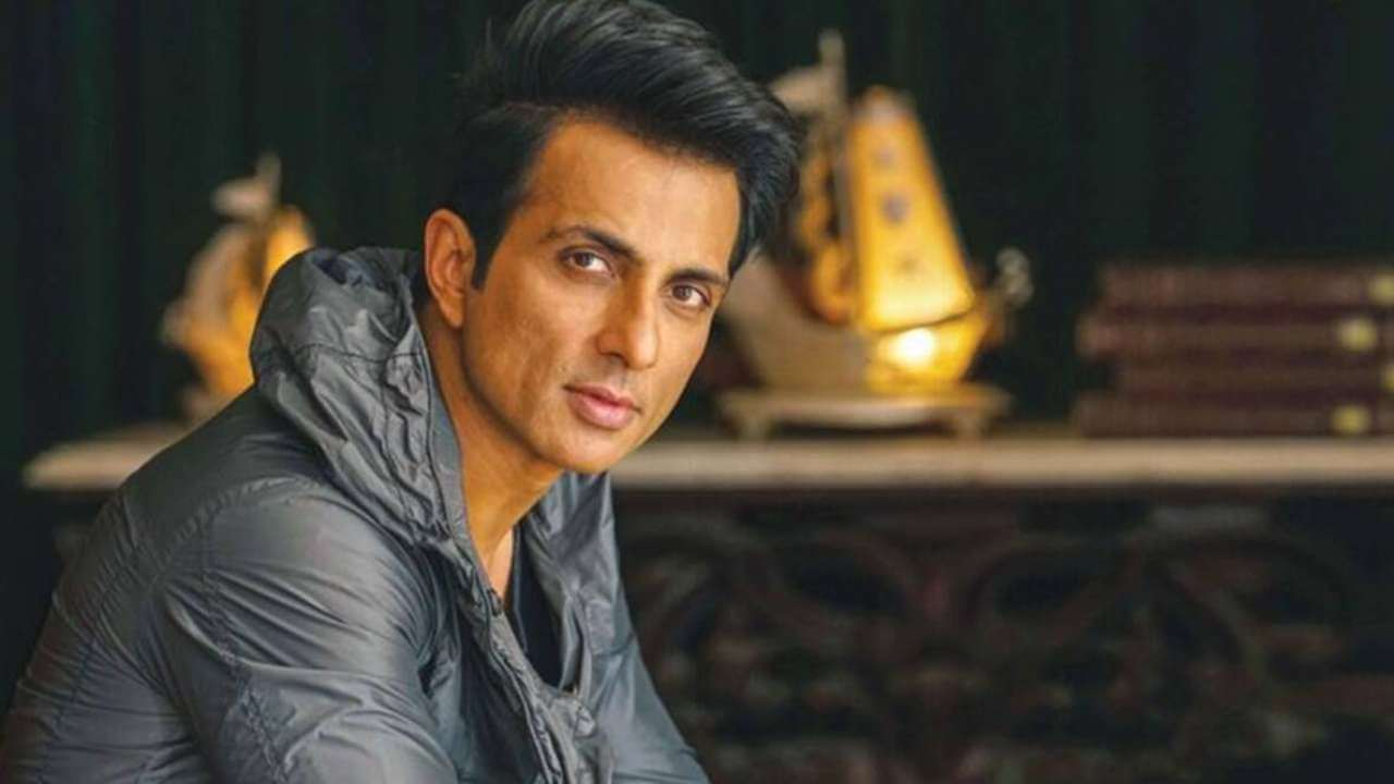 Sonu Sood confirms positive for novel coronavirus