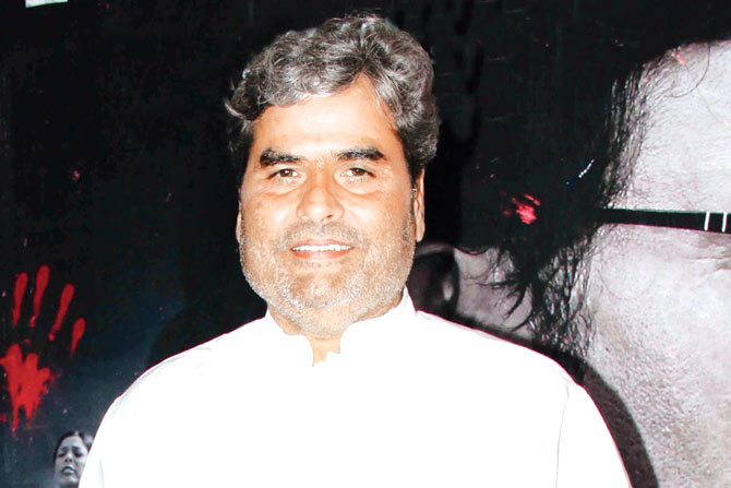 Vishal Bhardwaj postpones film shooting