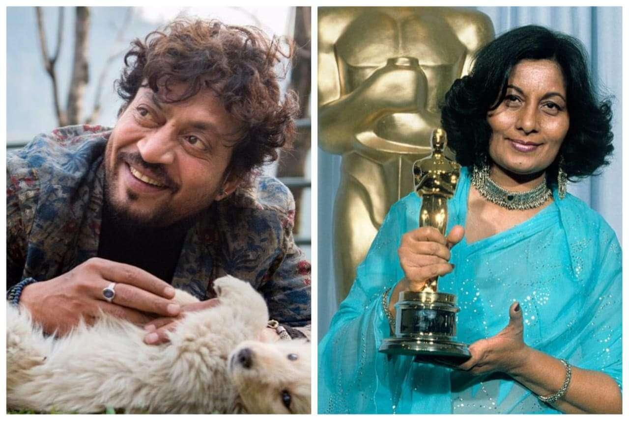 indianfilmpersonalitiesirrfankhanandbhanuathaiyahonouredatoscars2021