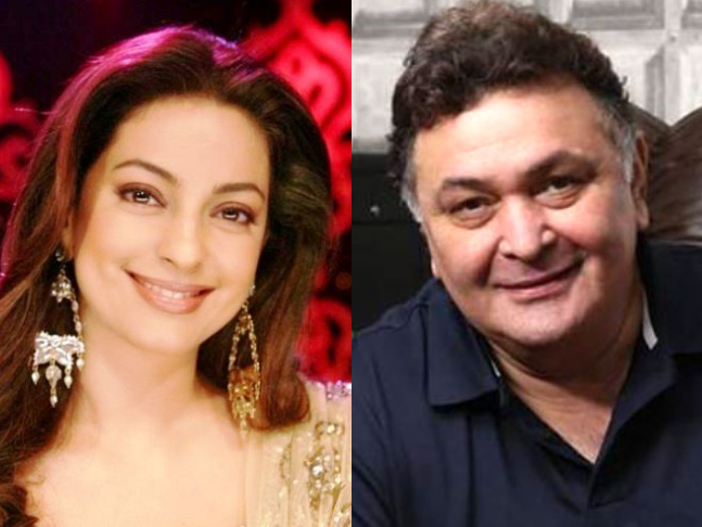 Rishi Kapoor, Juhi Chawla to reteam for family comedy