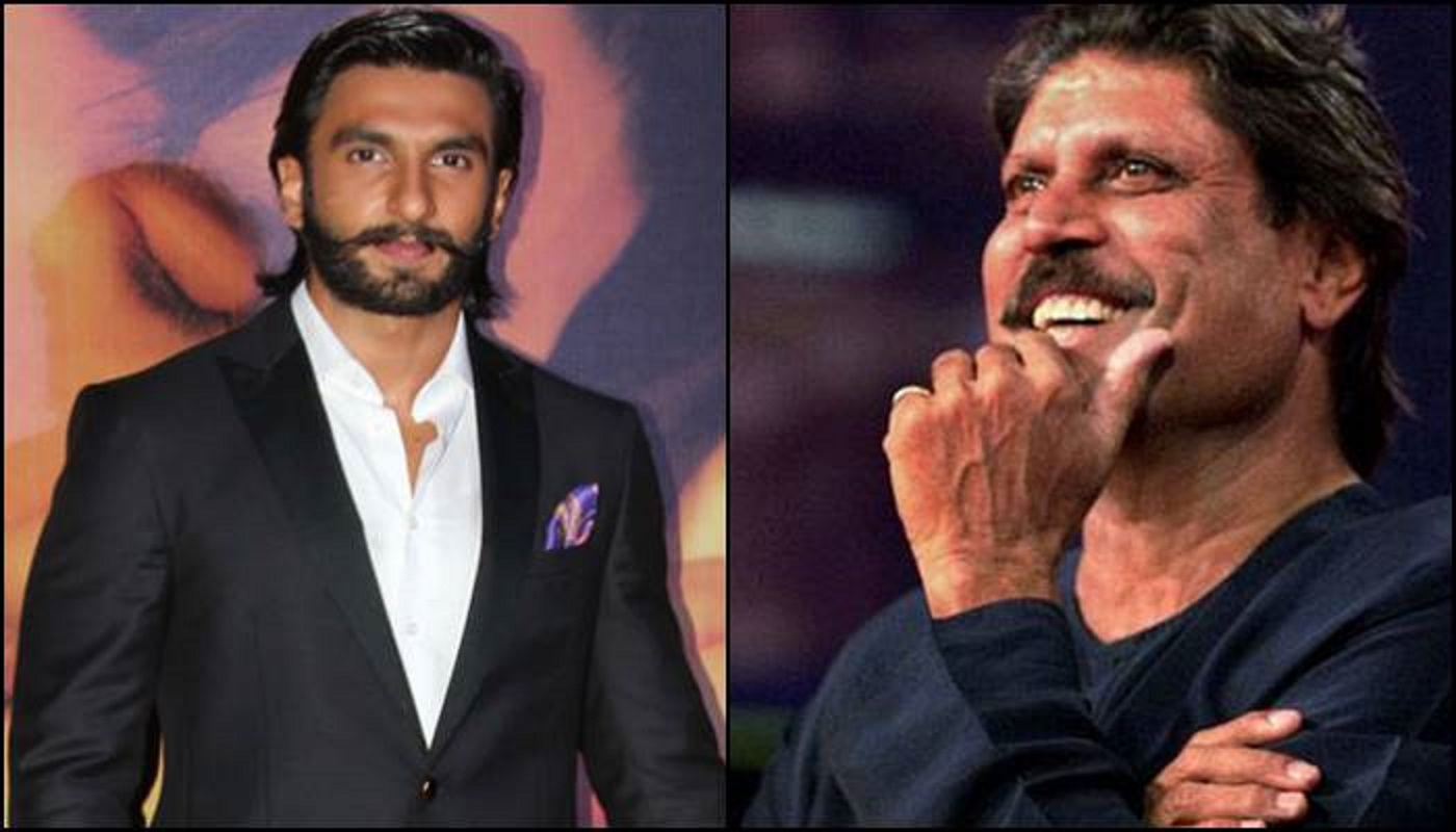 Ranveer Singh starts prepping for