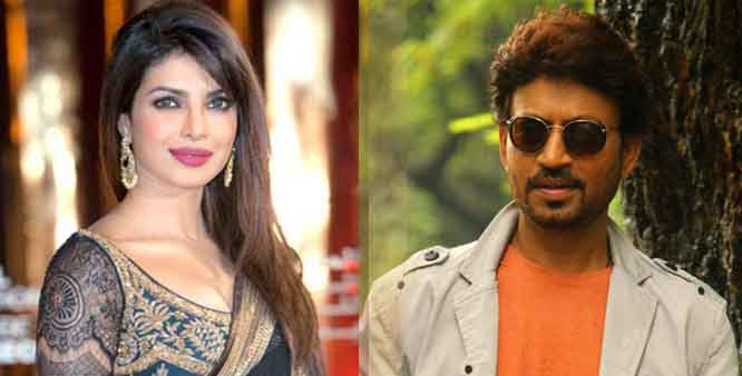 Priyanka, Irrfan to lend voice for