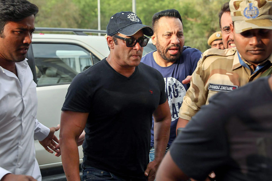 Blackbuck poaching case: Court rejects govt applications against Salman Khan on fake affidavit charges