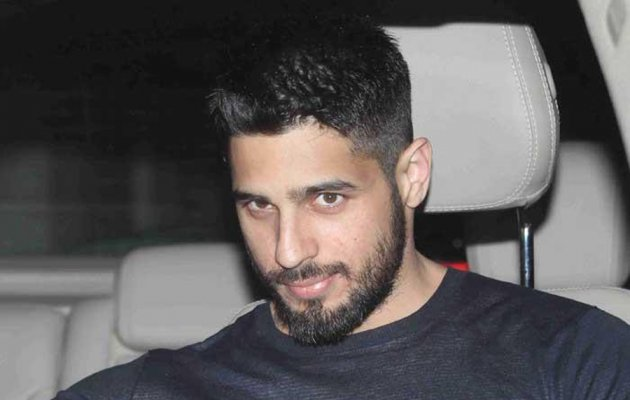 Sidharth to train in martial arts for next project