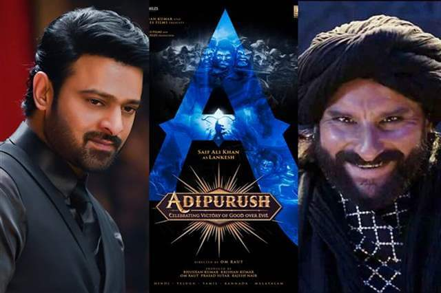 Prabhas and Saif Ali Khan starrer Adipurush shoot is scheduled to begin on February 2
